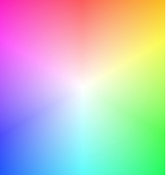 Smooth abstract rainbow bgradient background vector image vector image