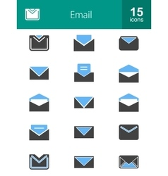 Email and communication vector