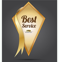 bestservices vector image vector image