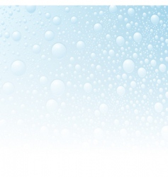 wet background vector image vector image
