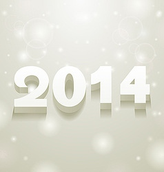gray and white spots background 2014 vector image