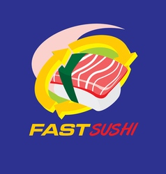 Fast sushi vector