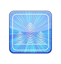 version Real estate icon Eps 10 vector image vector image