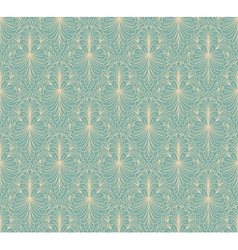 Vintage Wallpaper vector image