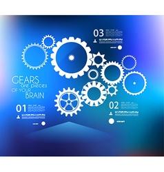 gearINFOloua vector image
