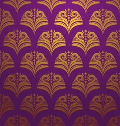 Scale Ornamental Pattern vector image vector image