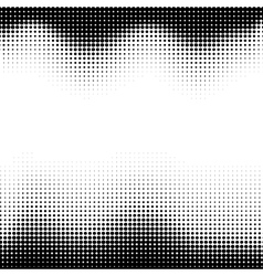 halftone set2 01 vector image vector image