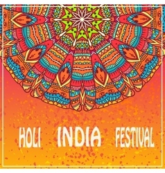 Hippie style vector image