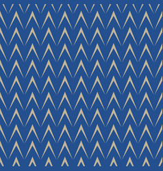 Seamless pattern of geometric herringbone vector