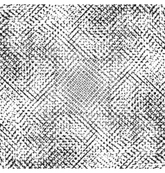 Thick Grid Texture vector image vector image