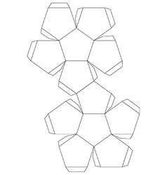 Dodecahedron vector