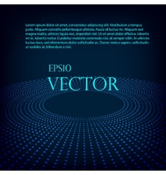 Virtual tecnology background Eps 10 vector image vector image