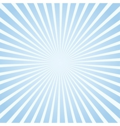 Blue sunlight background vector
