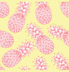abstract seamless pattern wallpaper background vector image
