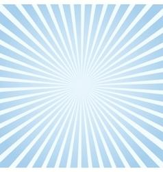 Blue sunlight background vector
