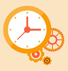 Time initiate and devising mechanisms and systems vector