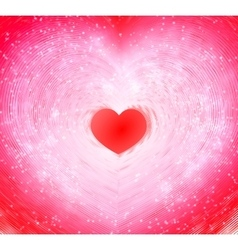 Valentines day abstract bacground for greeting vector