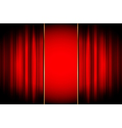 stage frame vector image