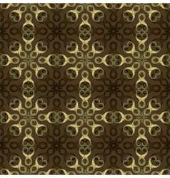Vintage retro seamless pattern vector