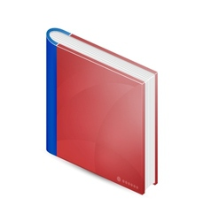 Book book business and textbook vector