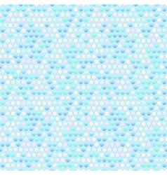 Light Mosaic Seamless Pattern vector image vector image
