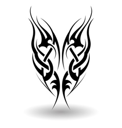 Tattos single vector