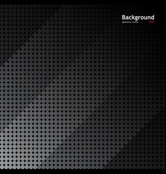 grey dotted pattern vector image