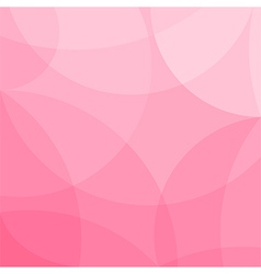 Pink background for design vector image