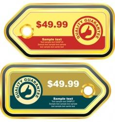 set of sale labels vector image