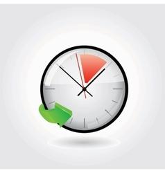stop watch vector image vector image