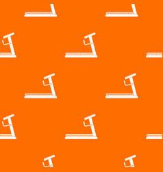 Treadmill pattern seamless vector