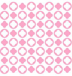 Cherry blossom pattern vector