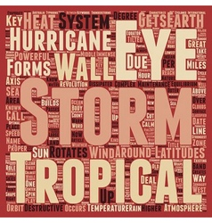 Now you know why that hurricane occurs text vector