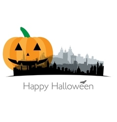 Halloween of great britain vector