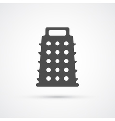 Grater trendy icon vector