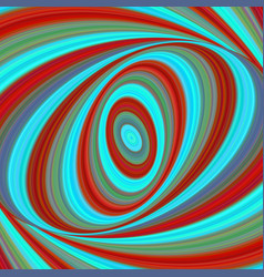 Colorful ellipse digital art background vector