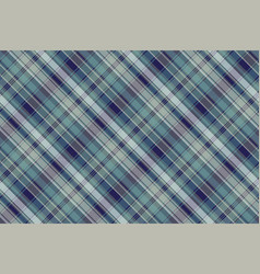 Tartan plaid seamless fabric texture vector