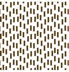 line rectangle rain shapes tiny seamless vector image vector image