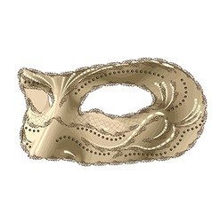 Mask of carnival vector