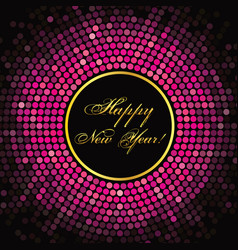 abstract background with an inscription and vector image vector image