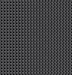 Tileable Carbon Fiber Weave Sheet Pattern vector image vector image