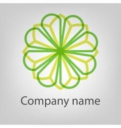 Abstract logo icon concept logotype vector