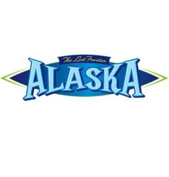 Alaska the last frontier vector