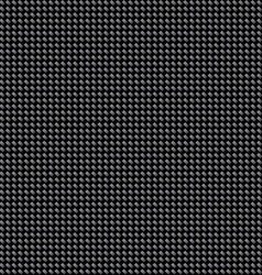 Tileable carbon texture background pattern vector