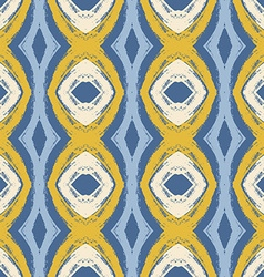 Abstract seamless wavy pattern vector