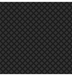 Gray and black pixel diamond web background vector