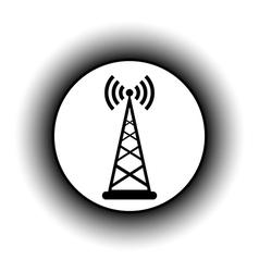Transmitter button vector