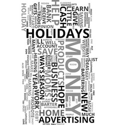 Work at home moms save money this holiday season vector