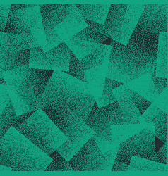 Abstract stippled weird seamless pattern vector