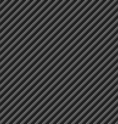 Tileable diagonal Carbon texture Sheet Pattern vector image vector image